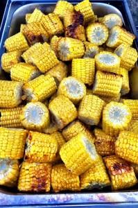 Devon - corn on the cob